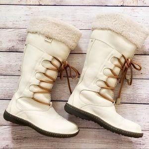 Ugg Sheepskin Snow/Winter Tall Boot